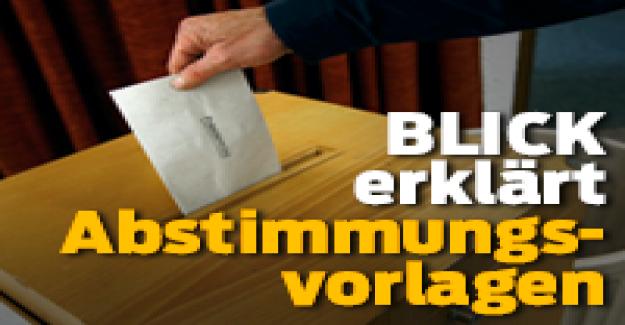 Législation sur les armes à voter Suisse est un Supermarché pour les Armes, en Vue