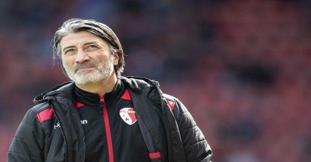 L'entraîneur-Farce en Valais: Murat Yakin veut Contrat - Vue