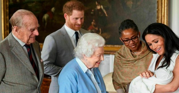 Meghan ou Harry? Qui Archies Couches passe