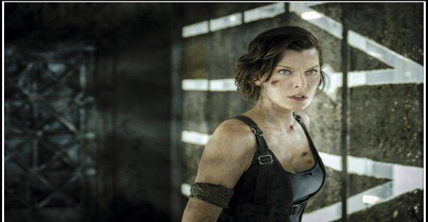 Milla Jovovich était après l'Avortement a été traumatisé à - Vue