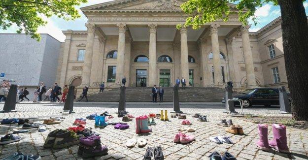 Missbrauchsserie: Que faire car les Chaussures pour enfants en face de la Diète?