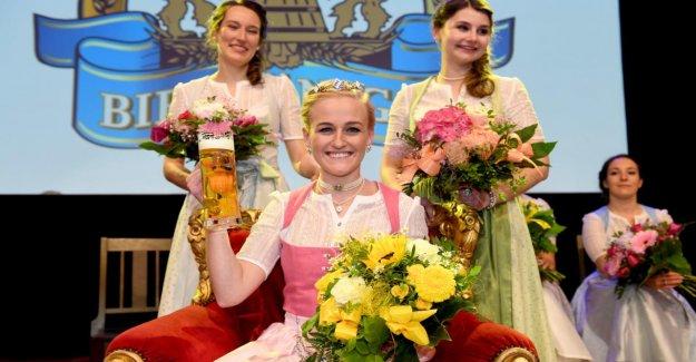 Munich: Veronika Ettstaller (21): le Bayern a une nouvelle Bierkönigin