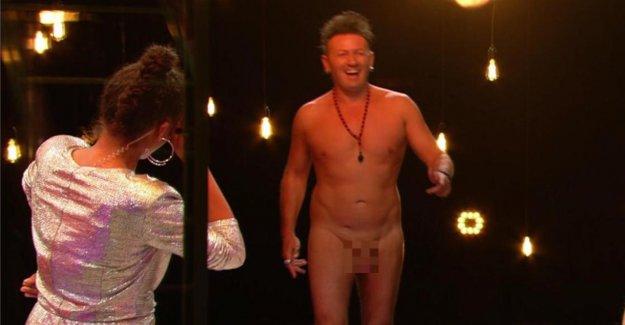 Naked Attraction: le Prince-Ex Ennesto Monté tire vers le Pénis, OP blank
