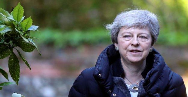 Nouveau Sondage Choc pour May: Brexsack Parti de est loin devant