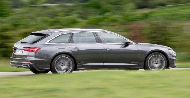 Nouvelle Audi A6 Avant: rapport de conduite, le Moteur, le Prix et la Technique