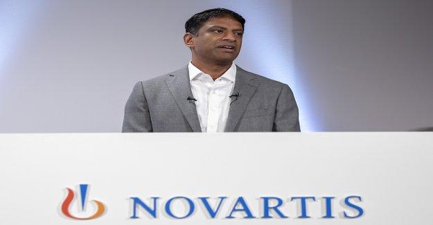 Novartis-Fille dans la ligne de Mire de la Justice AMÉRICAINE - Vue