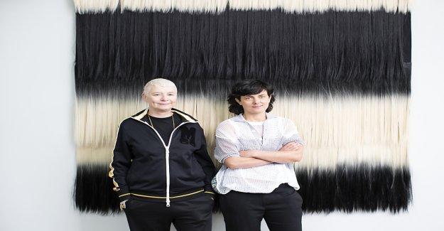 Pavillon suisse à la Biennale d'art de Venise, en Vue