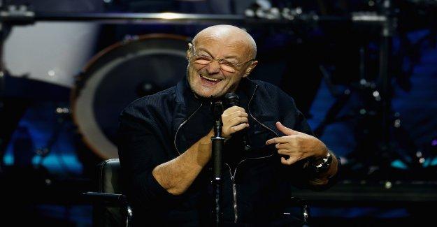 Phil Collins sur la Suisse, de Critiques et de son nouvel Amour - Vue