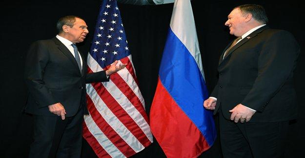 Pompeo à Krisengesprächen en Russie - Vue