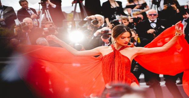 Premiere du Film «Les Misérables» à Cannes - Vue