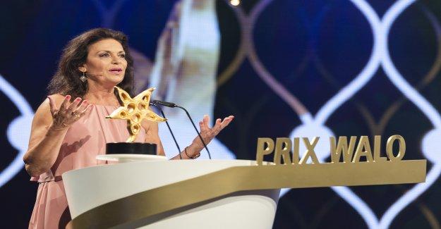 Prix Walo: Monika Kaelin trahit ses conseils de beauté - Vue