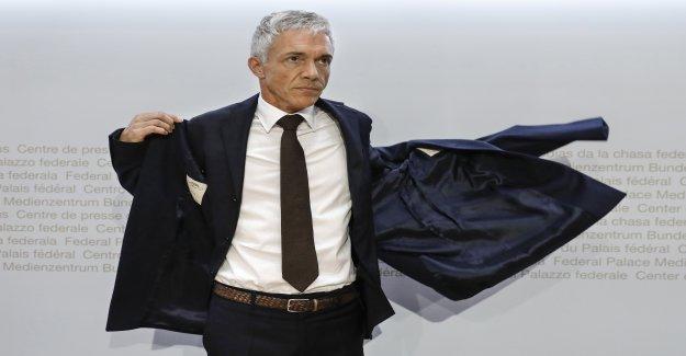 Procureur général de la confédération Lauber a devant le Parlement, pas d'Afficher des Vues