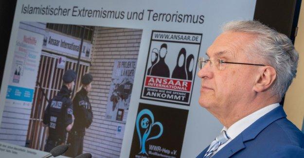 Protection de la constitution-Rapport: Terrorisme Islamiste est le plus grand Danger