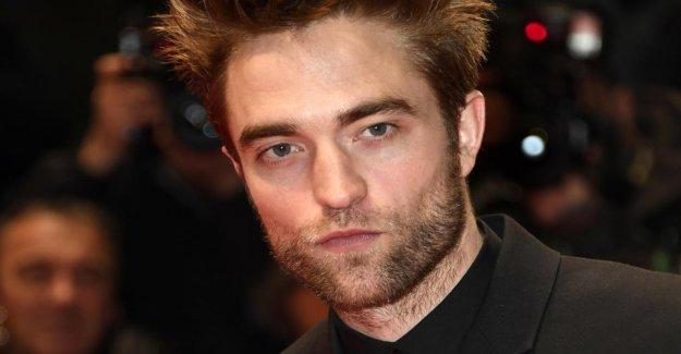 Robert Pattinson sera nouveau Batman sont