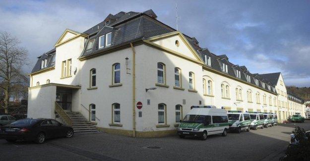 Sarrebruck: Déménagement dans de nouveaux Super-Garde: la Police laisse de Ferraille bien Immobilier