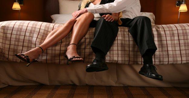 Si Envie de Contrainte: la Dépendance au Sexe, c'est comme une Maladie - Vue