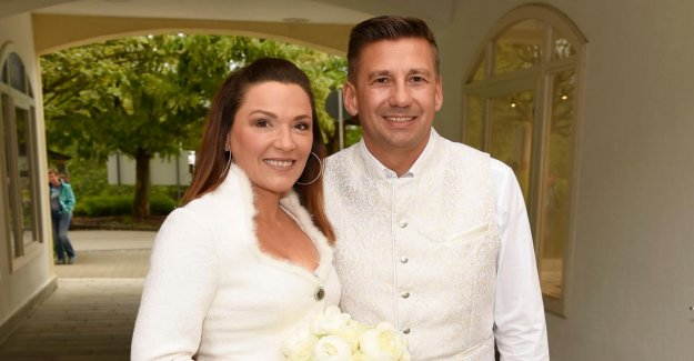 Simone Ballack a épousé son ami d'enfance