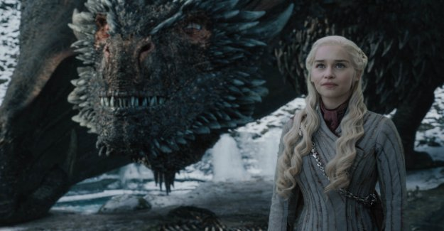 SonntagsBlick Commentaire juste avant le «Game of Thrones», la Finale de Vue