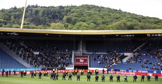Super League: GC demande après Spielabbruch pour l'Aide - Vue