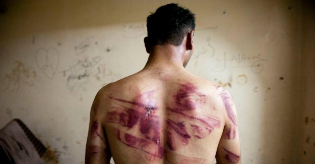 Syrie: New York Times révèle, comme al-Assad à son Adversaire de torture
