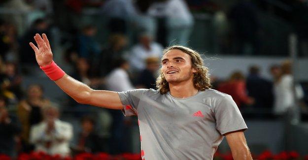 Tennis: Djokovic et Tsitsipas dans le Madrid de la Finale de la Vue