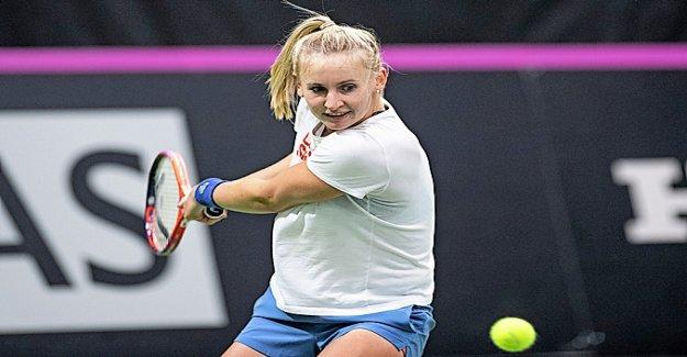 Tennis: Jil Teichmann sur leur Rapport à la Suisse - Vue