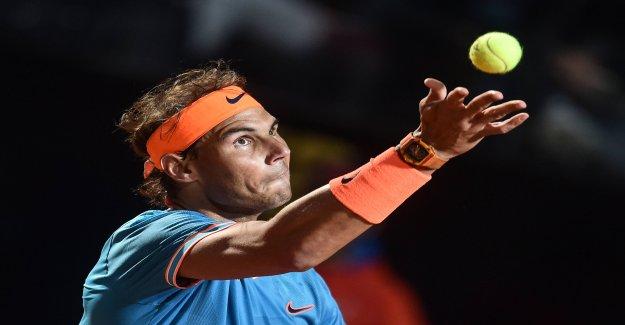 Tennis: Rafael Nadal et cie Rome-Quarts de Vue