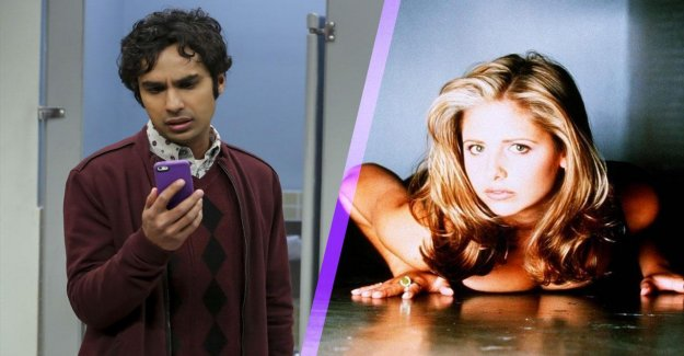 The Big Bang Theory: Comme Buffy en Finale