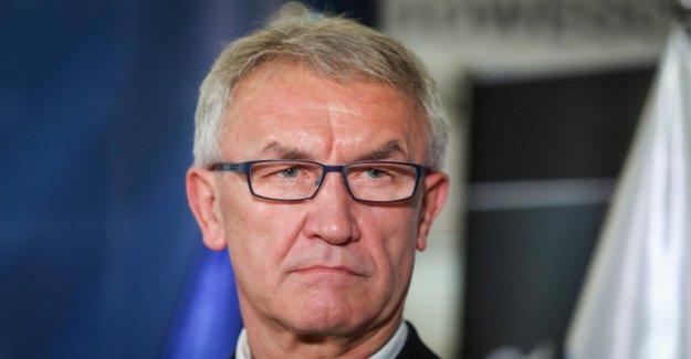 Un Général de l'otan, Manfred Nielson: Infrastructure en Allemagne malheureux