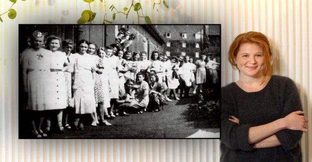 Verena Bahlsen montre Repentir: Biscuit, l'Héritière de l'excuse