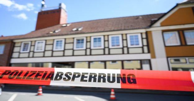 Victime de Passau en Flèche dans le Cœur tué Vue