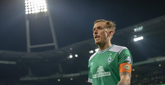 Werder Brême: Le pitoyable Sortie de Capitaine de Max Kruse