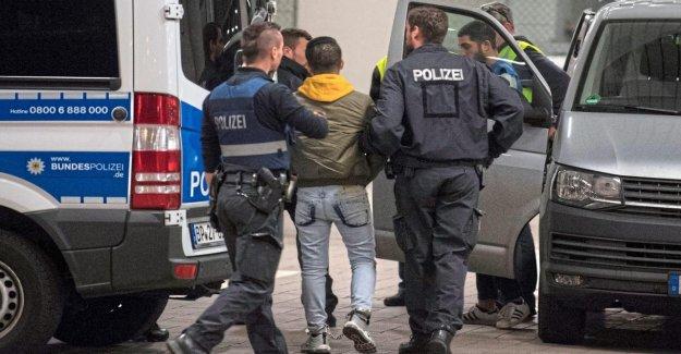 Wiesbaden – Toutes Les 2. L'expulsion, en Hesse, échoue.