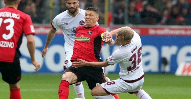 1. FC Nuremberg: Chez Mike Frantz, les éclairs, le Club à partir de