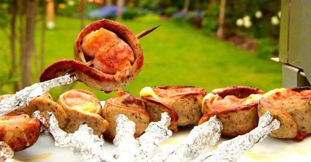 5 Suchtsnacks du Grill: Que diriez-vous parfois avec des Saucisses-Sucette?