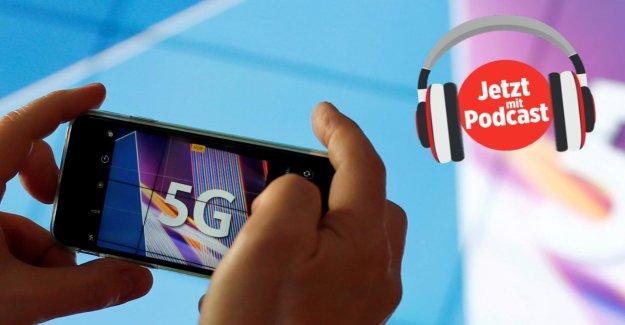 5G – et maintenant? Geeks Tech Épisode De Podcast 90