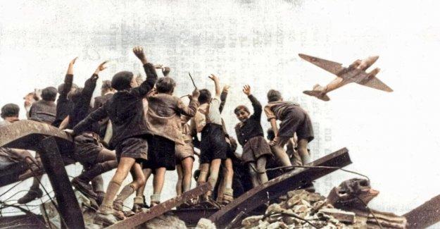 70 Ans du pont aérien: Rosinenbomber ne doivent pas atterrir à Berlin