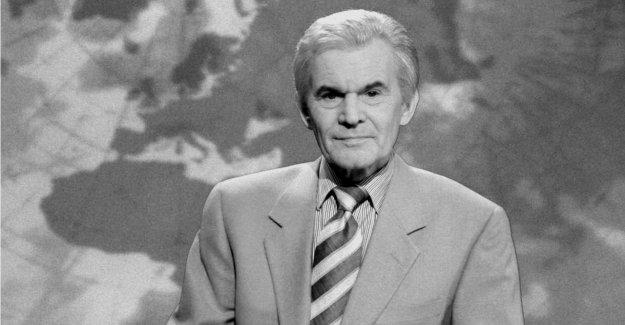 ARD: l'Ex-Tagesschau, porte-parole de Guillaume Wieben à l'Âge de 84 Ans est mort