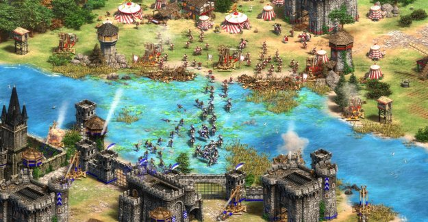 Age of Empires 2 est en forme pour Moderne!