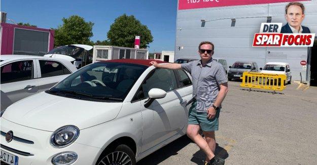 Attention, Les Vacanciers, L'Arnaque!: Votre Droit de Location de voiture en Colère