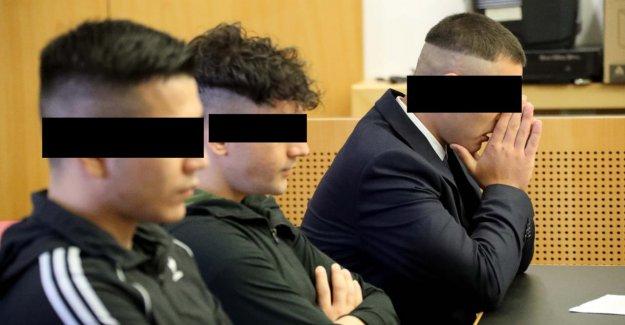 Augsburg: les Afghans doivent allemande Étudiante violée ont