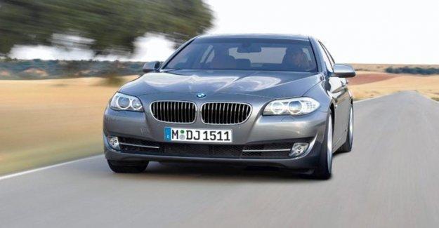 BMW-Rappel: 560 000 âgés de 5 et 6 de la série doivent être dans l'Atelier