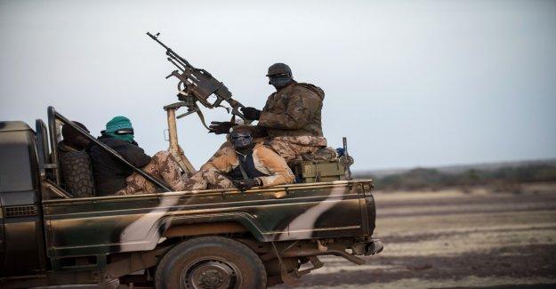 Bain de sang au Mali: 100 Morts dans la Terreur Attaque sur un Village - Vue