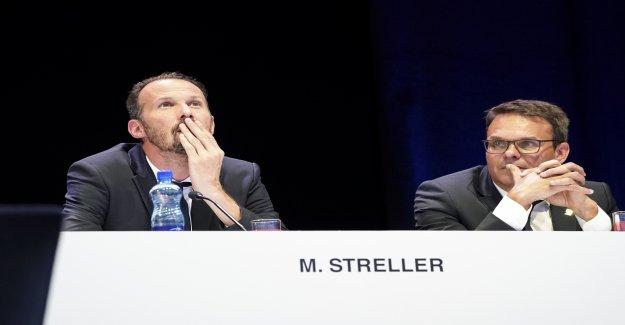 Commentaire: Streller perd le laid, le FCB-la Lutte pour le pouvoir - Vue