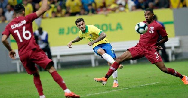 Copa America: Pourquoi jouer le Qatar et le Japon, le Championnat d'Amérique du sud?