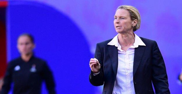 Coupe du monde de football féminin à la DFB-Femmes de mieux en mieux
