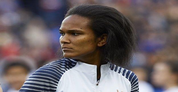 Coupe du monde féminine Wendie Renard est de la France, Van Dijk , Vue