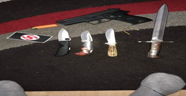 Dessein meurtrier: Bâle, la Police a arrêté plusieurs Néo - Vue