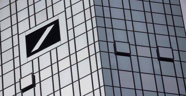 Deutsche Bank: L'institution financière qui menace de problèmes juridiques dans les états-UNIS