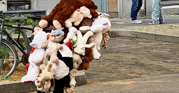 Düsseldorf: le Psychologue explique énigmatique de Teddy-Homme